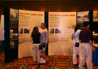 Minidoka and Manzanar Exhibit Picture